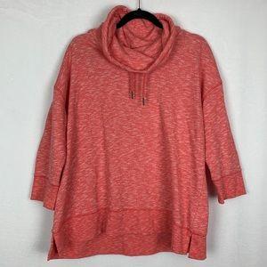 Liz Claiborne Weekend Cowl Neck Sweater